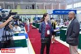 Báo chí APEC sôi động theo dòng sự kiện