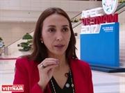 APEC debe seguir con el compromiso de libre comercio dice viceministra chilena