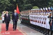 Укрепление традиционных отношений дружбы между Вьетнамом и Польшей