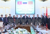 Việt Nam là đối tác chính và quan trọng của Saint Petersburg