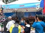 Российская дипмиссия в Ханое приняла участие в Кулинарном фестивале