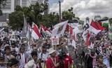 Biểu tình lớn ở Indonesia phản đối quyết định của Mỹ về Jerusalem