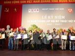 Kỷ niệm 60 năm ngày thành lập Hội Mỹ thuật Việt Nam