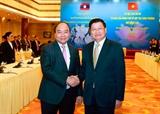 Fortalecimiento de las relaciones especiales entre Vietnam y Laos