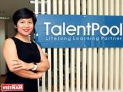 융합인재 법인(TalentPool) CEO 도 투이 융(Đỗ Thùy Dương)
