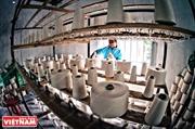 冯舍乡传统纺织业