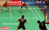 Giải cầu lông Robot đồng đội nam nữ châu Á 2017