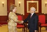 Укрепление особых отношений между Вьетнамом и Российской Федерацией