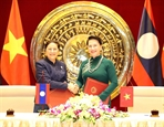 New Impetus for Vietnam – Laos Relations