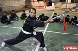 Quan Van Trieu - Unrivalled Instructor of Nam Tong Martial Arts School