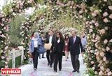 Lễ hội hoa hồng Bulgaria giữa lòng Hà Nội