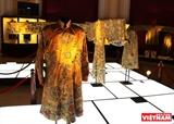 Dấu ấn Vàng son nhung gấm triều Nguyễn