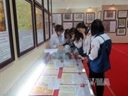 В городе Хайзыонг открылась выставка посвященная суверенитету Вьетнама над Хоангша и Чыонгша