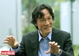 Un Professeur japonais et sa passion pour lécriture nôm