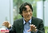 Professor Shimizu Masaaki and Nom Scripts