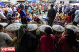 Jour de marché San Thang