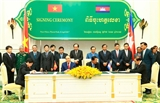 Vietnam Boosts Comprehensive Cooperation with Cambodia and Laos