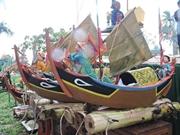 Уезд Лишон проводит традиционную церемонию угощения и поминовения членов бригады моряков Хоангша