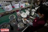 РИСОВАРКА AЛМАЗ служит мотивацией для производства вьетнамских товаров