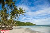 フーコック(Phu Quoc)島におけるバイサオ(Sao)海岸