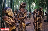 The Wooden Statues of  Tay Nguyen