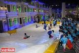 Thị trấn tuyết trong lòng Sài Gòn