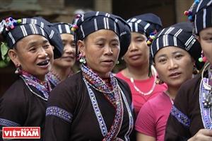 芦族传统女装