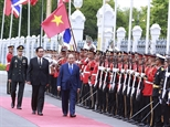 PMs visit to Thailand strengthens political trust
