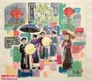 Việt Nam qua tranh giấy
