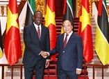 Mozambique - an important partner of Vietnam in Africa
