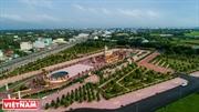 隆安省--越南西南部的门户