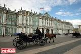 Saint-Pétersbourg - chef-dœuvre de la Russie