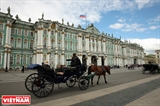 Saint Petersburg - ສຸດຍອດແຫ່ງສະຖາປັດຕະຍະກຳທີ່ມີຄຸນຄ່າສູງສຸດຂອງ ລັດເຊຍ