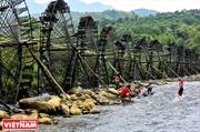 Water Wheels in Na Khuong