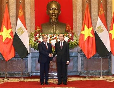 베트남-이집트 관계의 중대한 시점