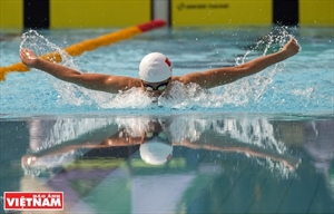 Anh Vien - the pride of Vietnam sports