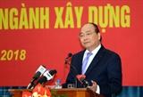 Премьер Вьетнама принял участие в итоговой конференции Министерства строительства