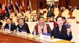 Председатель НС Вьетнама приняла участие в генеральной репетиции работ по организации конференции АТПФ-26