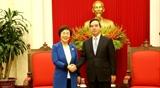 Вьетнам и Республика Корея активизируют всеобъемлющее сотрудничество