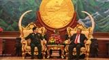 Вьетнам и Лаос укрепляют традиционные отношения дружбы особой солидарности и всеобъемлющего сотрудничества