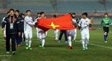 Вьетнам впервые вышел в четвертьфинал чемпионата Азии U23