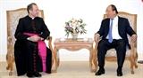 Укрепление отношений между Вьетнамом и Ватиканом