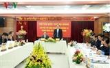 Президент СРВ провёл рабочую встречу с руководством Союза вьетнамских юристов