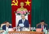 Нгуен Суан Фук провёл рабочую встречу с руководством провинции Фуйен