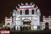 Nghệ thuật đèn lồng Việt - Hàn