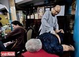 Bệnh viện từ thiện trong chùa Vạn Thọ