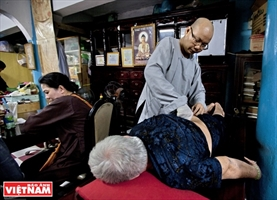 ヴァン・トォー(Van Tho)寺における「慈善病院」