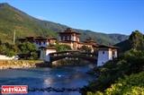 Bhutan qua góc máy Nguyễn Thanh Hải