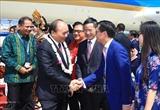 Премьер-министр СРВ прибыл на Бали для участия во встрече руководителей стран АСЕАН