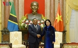 Танзания является одним из приоритетных партнёров Вьетнама в Африке